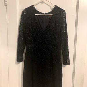 L'Wren Scott Banana Republic navy lace dress